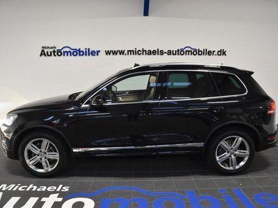 gebraucht VW Touareg 3,0 V6 TDi Tiptr. 4M BMT