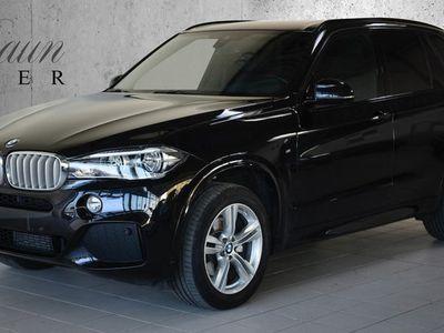 begagnad BMW X5 40D X-Drive M-Sport