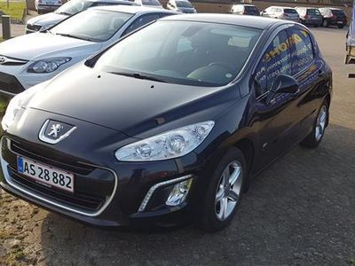 second-hand Peugeot 308 1,6 e-HDi Style 92HK 5d