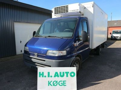 brugt Peugeot Boxer 350L 2,8 HDi Chassis lang