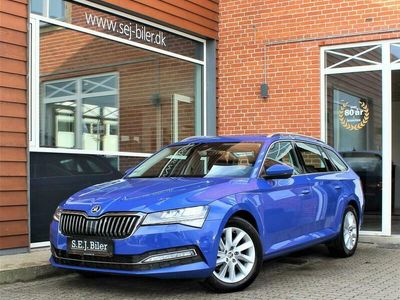 brugt Skoda Superb Combi 1,5 TSI ACT Style 150HK Stc 6g A+