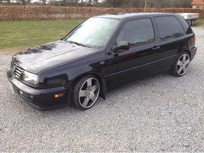 brugt VW Golf III vr6