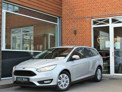 brugt Ford Focus 2,0 TDCi Business 150HK Stc 6g A+