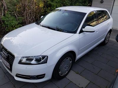 brugt Audi A3 Sportback 2.0 140 HK Ambiente