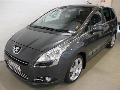 brugt Peugeot 5008 2,0 HDi 150HK