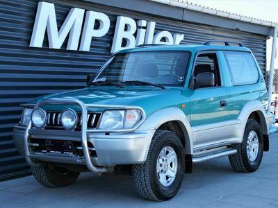 brugt Toyota Land Cruiser 3,4 V6 aut. 4x4
