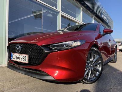 brugt Mazda 3 1,8 Skyactiv-D Cosmo 116HK 5d 6g