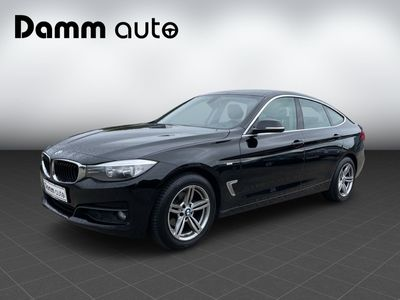 brugt BMW 320 Gran Turismo 2,0 d Steptronic LUXURY 190HK aut 5d