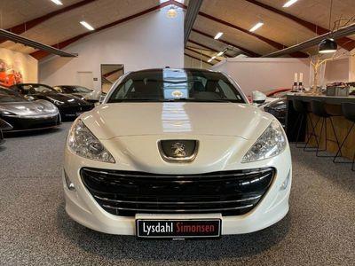 brugt Peugeot RCZ 1,6 THP 200