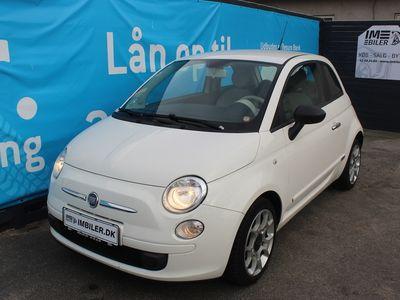 brugt Fiat 500 1,2 Pop 3d