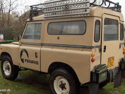brugt Land Rover Defender 2,5 D 4x4 86HK Van