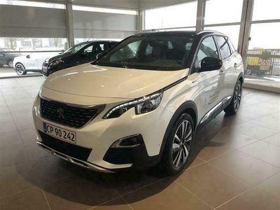 brugt Peugeot 3008 1,6 PureTech GT AWD EAT8 300HK 8g Aut.