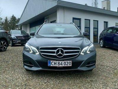 brugt Mercedes E220 BlueTEC Edition E stc. aut.