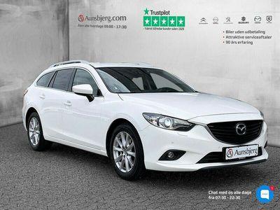 brugt Mazda 6 Sky-G 165 Vision stc.