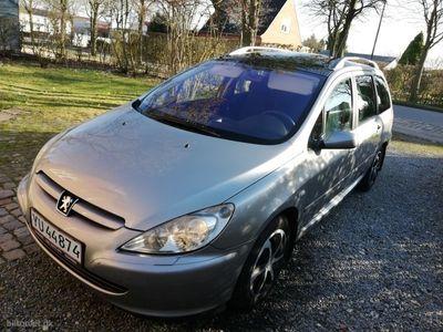 used Peugeot 307 SW 2,0 136HK