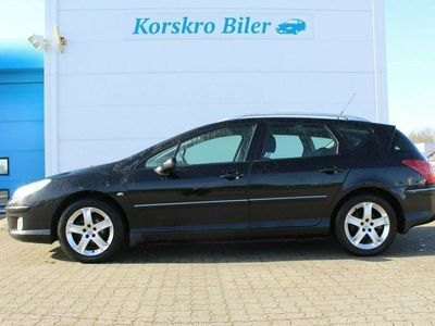 brugt Peugeot 407 1,6 HDi Perfection SW