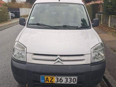 brugt Citroën Berlingo VAN 2,0 HDI