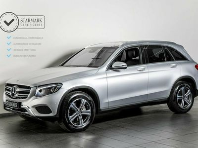 second-hand Mercedes GLC350 d 3,0 aut. 4-M