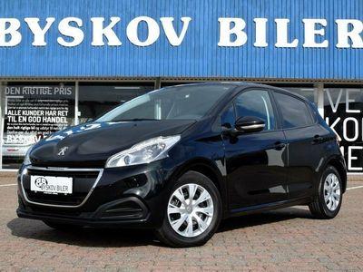 usado Peugeot 208 1,6 BlueHDi 100 Active+