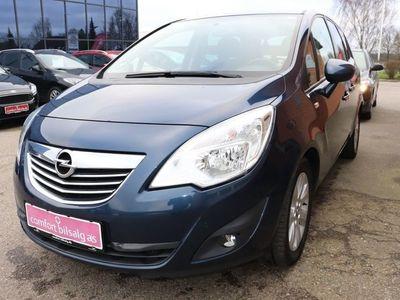 brugt Opel Meriva 1,4 T 120 Cosmo eco