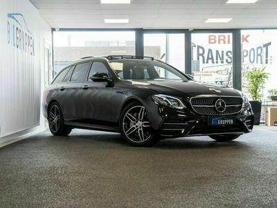 brugt Mercedes E43 AMG 3,0 AMG stc. aut. 4Matic