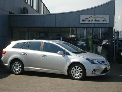 used Toyota Avensis 2,0 D-4D T2 Touch stc.