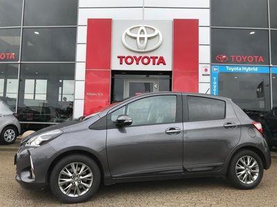 käytetty Toyota Yaris 1,5 VVT-I T2 Premium 111HK 5d 6g