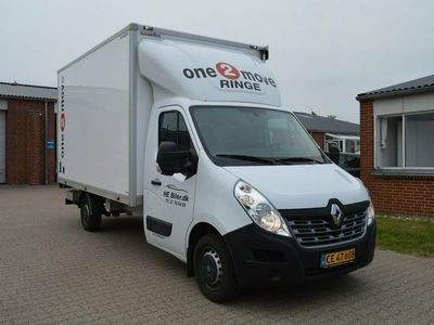 gebraucht Renault Master III T35 2,3 dCi 145 L3 Chassis