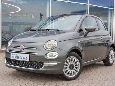 brugt Fiat 500 1,2 Lounge Start & Stop 69HK 3d