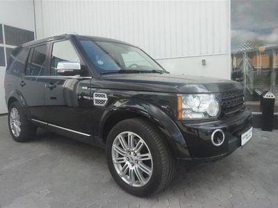 käytetty Land Rover Discovery 3,0 SD V6 HSE 4x4 258HK 5d 8g Aut.