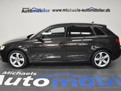 usado Audi A3 Sportback 1,8 TFSi 180 Ambition S-tr.