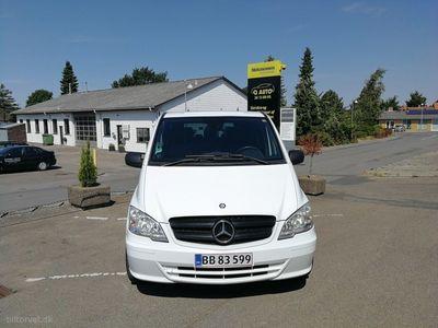 used Mercedes Vito 116 CDI AUT 163HK
