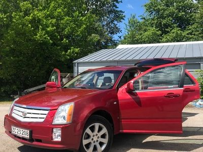 brugt Cadillac SRX 3.6 258 HK