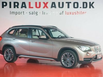 brugt BMW X1 2,0 xDrive25d aut.
