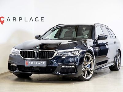 brugt BMW 540 i 3,0 Touring M-Sport xDrive aut.