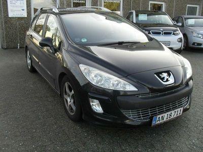 brugt Peugeot 308 2,0 HDi 136 Premium SW