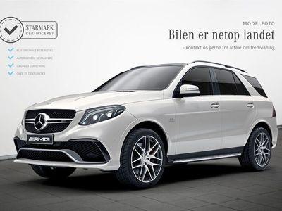 brugt Mercedes GLE63 AMG 5,5 AMG S aut. 4-M