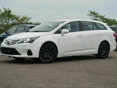 brugt Toyota Avensis 1,6 VVT-i T1 stc.