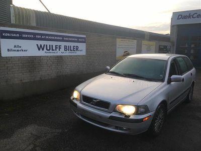 brugt Volvo V40 1,8 Sports Edition 122HK Stc