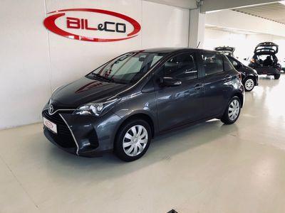 brugt Toyota Yaris 1,3 VVT-I T2 100HK 5d 6g