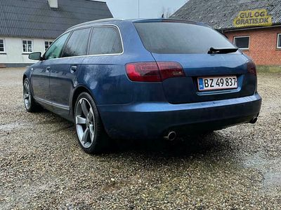 brugt Audi A6 3.0 TDI sælges