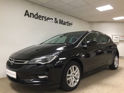 brugt Opel Astra 0 Turbo ECOTEC Excite 105HK 5d