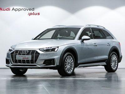 brugt Audi A4 Allroad 40 TDi quattro S-tr.