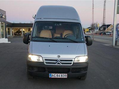 brugt Citroën Jumper 29 M 2,2 HDI 100HK Van