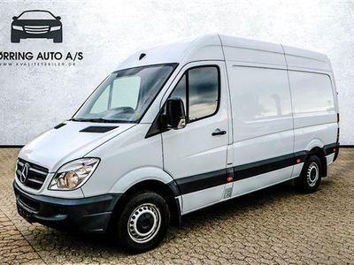 używany Mercedes Sprinter 216 2,1 CDI R2 163HK Van 6g - Varebil