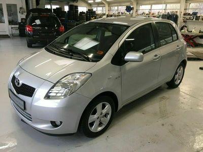 brugt Toyota Yaris 1,4 D-4D Sol M/M