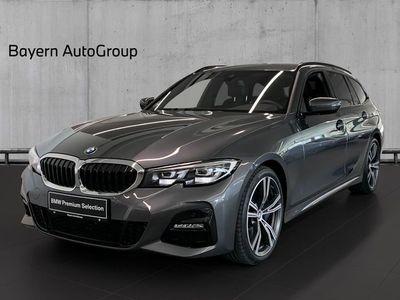 brugt BMW 330 d 3,0 Touring M-Sport xDrive aut.