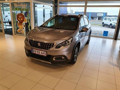 used Peugeot 2008 1,6 BlueHDi Selection Sky 100HK