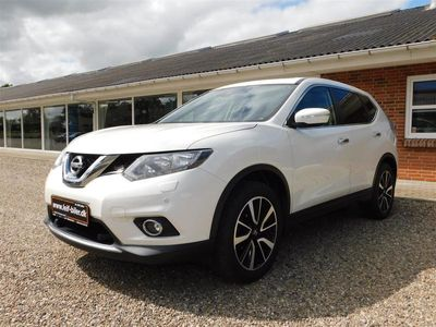 usata Nissan X-Trail 7 pers. 1,6 Dig-T Acenta 163HK 5d 6g