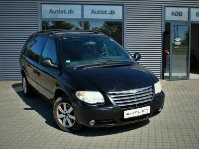 brugt Chrysler Grand Voyager 2,8 CRD Limited Stow-N-Go aut. 7prs